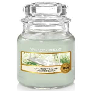 Afternoon Escape - Candela in Giara Piccola Yankee Candle - Candlestore.eu