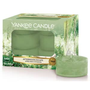 Afternoon Escape - Candele Tea Light Yankee Candle - Candlestore.eu