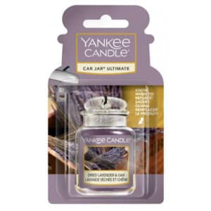 Dried Lavender & Oak - Car Jar Ultimate Yankee Candle