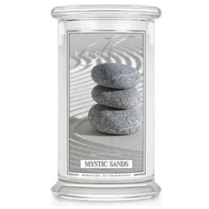 Mystic Sands - Candela In Giara Grande Kringle Candle - Candlestore.eu