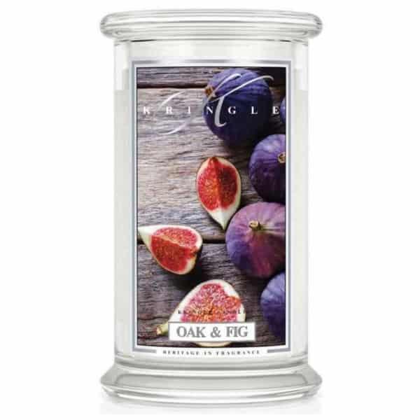 Oak & Fig - Candela in Giara Grande Kringle Candle