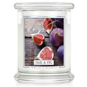Oak & Fig - Candele In Giara Media Kringle Candle - Candlestore.eu