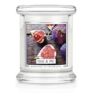 Oak & Fig - Candele In Giara Piccola Kringle Candle - Candlestore.eu
