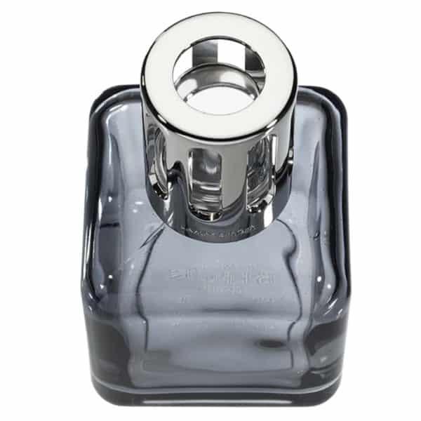 Maison Berger - Cofanetto Lampada Catalitica Glacon Grigio + 1 Ricarica 250 ml Tè Bianco - Candlestore.eu