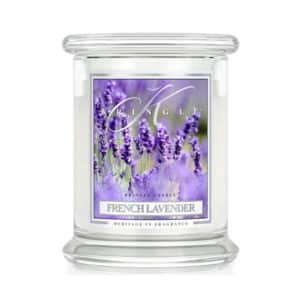 French Lavender - Candela in Giara Media Kringle Candle - Candlestore.eu