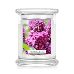 Fresh Lilac - Candela in Giara Media Kringle Candle - Candlestore.eu