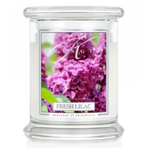 Fresh Lilac - Candele in Giara Piccola Kringle Candle - Candlestore.eu