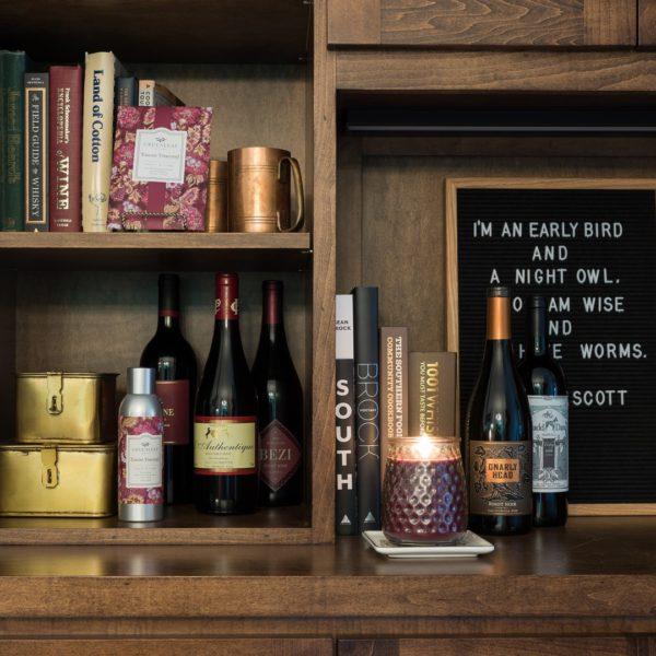 Greenleaf Tuscan Vineyard - Candele Profumate Signature 368gr - Candlestore.eu