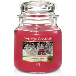 Yankee Candle Christmas Magic - Candele In Giara Media 411gr - Candlestore.eu