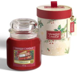 Set Giara Media Unwrap The Magic Edizione Limitata - Confezione Regalo Natale Yankee Candle - Candlestore.eu
