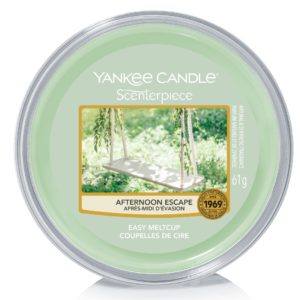 Afternoon Escape - Scenterpiece™ Easy MeltCups Yankee Candle - Candlestore.eu