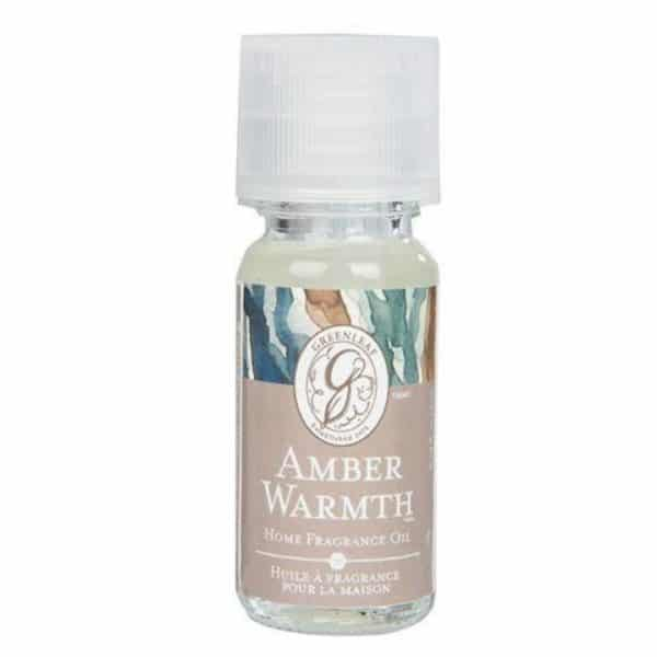Greenleaf Amber Warmth - Olii Essenziali Profumati 10ml - Candlestore.eu