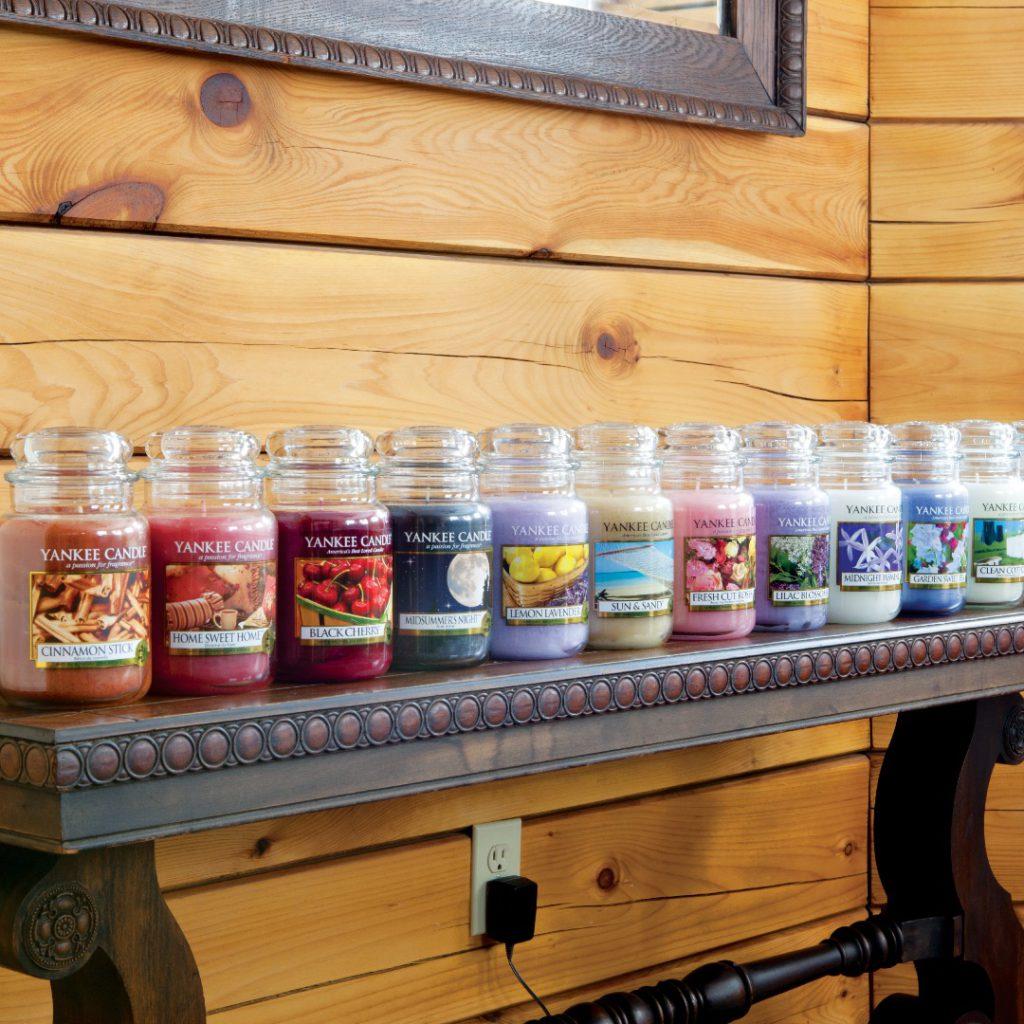 Candele Profumate Yankee Candle Shop Online - Candlestore.eu