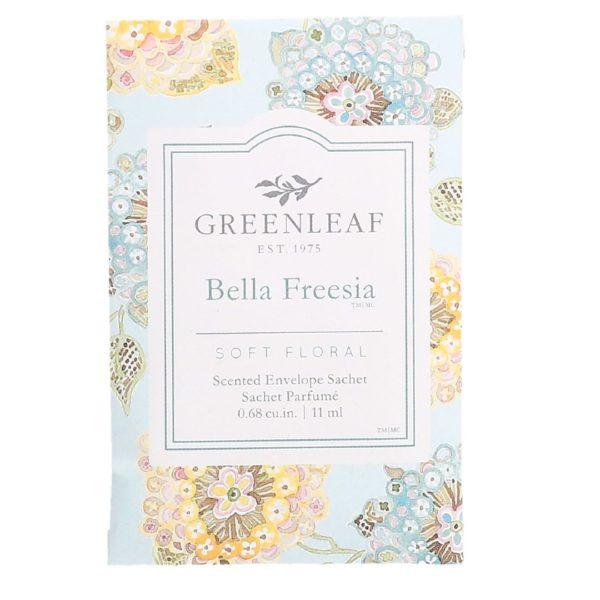 Greenleaf Bella Freesia - Buste Profumate Mini Per Cassetti - Candlestore.eu