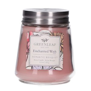 Greenleaf Enchanted Wish - Candele Profumate Greenleaf 123gr - Candlestore.eu