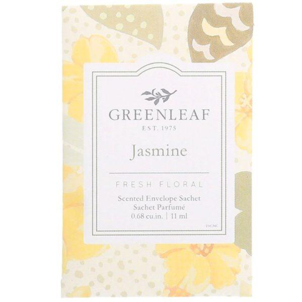 Greenleaf Jasmine - Buste Profumate Mini Per Cassetti - Candlestore.eu