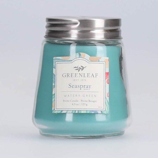 Greenleaf Seaspray - Candele Profumate Greenleaf 123gr - Candlestore.eu