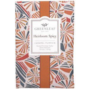 Greenleaf Heirloom Spice - Heirloom Spice - Buste Profumate Grandi Per Armadi - Candlestore.eu