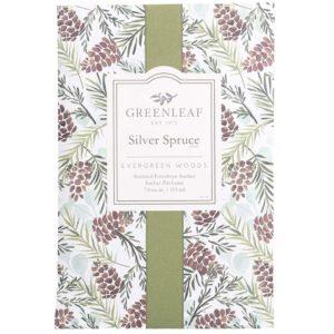 Greenleaf Silver Spruce - Buste Profumate Grandi Per Armadi - Candlestore.eu