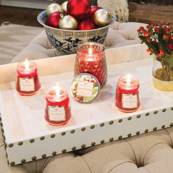 Greenleaf Merry Memories - Candele Profumate Signature 368gr - Candlestore.eu