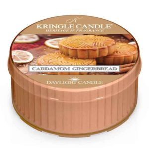 Cardamom Gingerbread Kringle Candle - Candele Daylight 35gr - Candlestore.eu