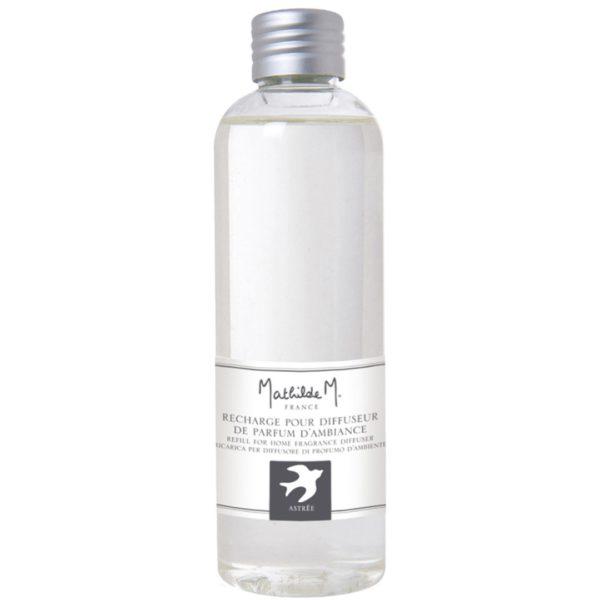 Ricarica di Profumo 200ml, Fragranza Astrée - Mathilde M - Candlestore.eu