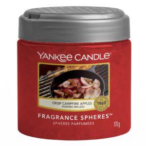 Crisp Campfire Apples - Sfere Profumate Elimina Odori Yankee Candle - Candlestore.eu