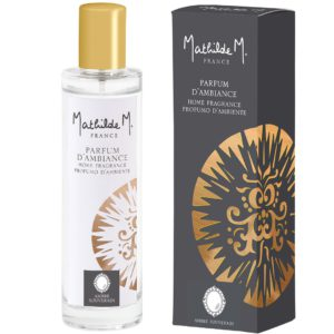 Spray Per Ambiente 100ml, Profumo Ambre Souverain, Collezione Iconique - Mathilde M