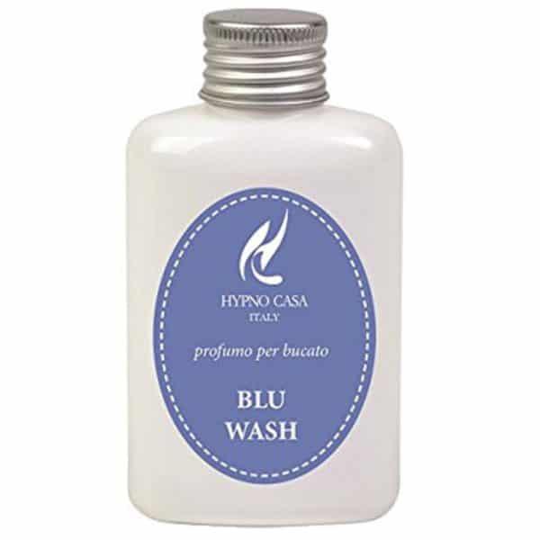 Hypno Casa - Concentrato Lavatrice Profuma Bucato, Fragranza Blu Wash 100ml - Candlestore.eu