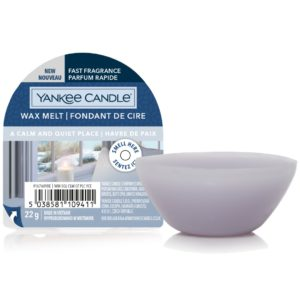 A Calm And Quiet Place - Cere Da Fondere Yankee Candle - Candlestore.eu