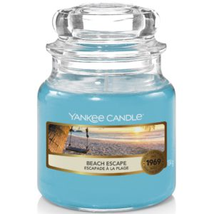 Beach Escape - Candele In Giara Piccola Yankee Candle - Candlestore.eu