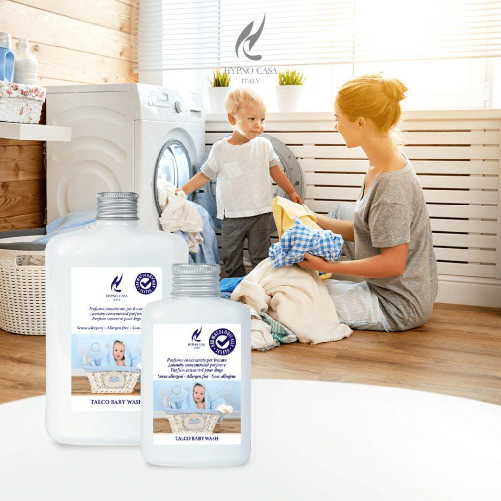 Hypno Casa Talco Baby Wash Profumi Per Bucato Hypno - Candle Store