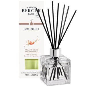 Petillance Exquise Maison Berger - Diffusore a Bastoncini Cube 125ml - Candle Store