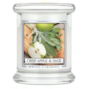 Crisp Apple & Sage - Candele in Giara Piccola Kringle Candle - Candle Store
