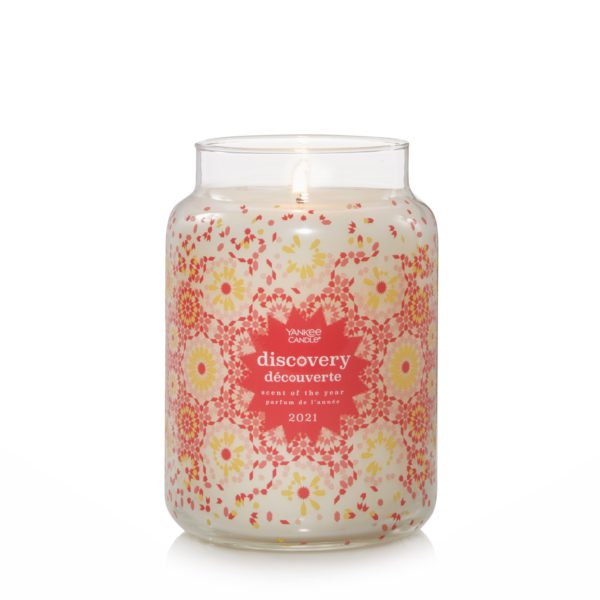 Scent Of The Year DIscovery Yankee Candle - Candle Store