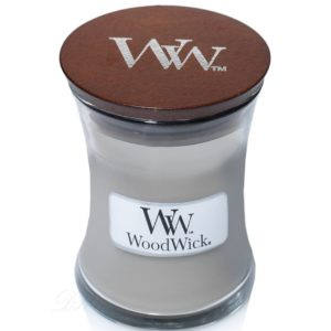 Fireside - Candele In Giara Piccola WoodWick Candles - Candle Store