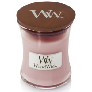 Rosewood - Candele In Giara Piccola WoodWick Candles - Candle Store