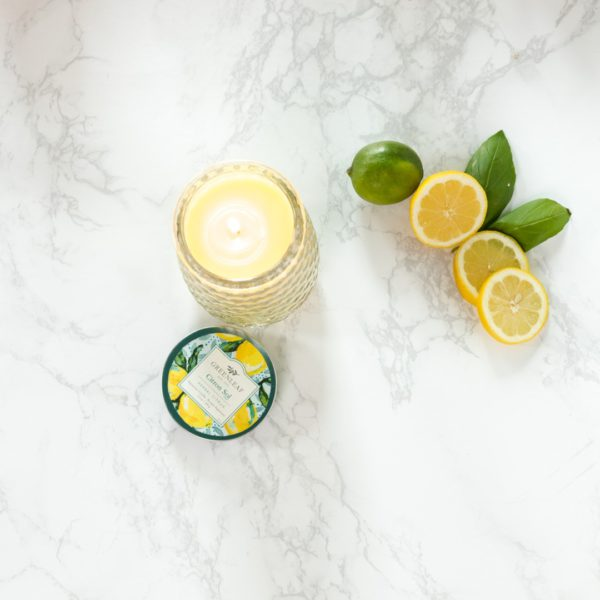 Citron Sol Greenleaf Gifts - Candele Profumate Signature 368gr - Candle Store