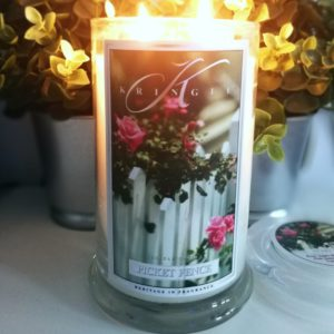 Picket Fence - Candele In Giara Grande Kringle Candle
