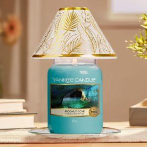Set Paralume e Piatto Grande - The Last Paradise Yankee Candle - Candle Store