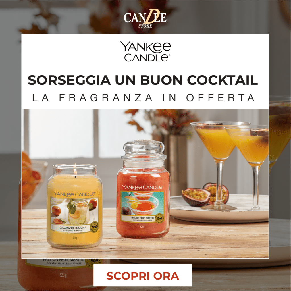 Yankee Candle Candele In Offerta del Mese Giugno 2021 - Candle Store