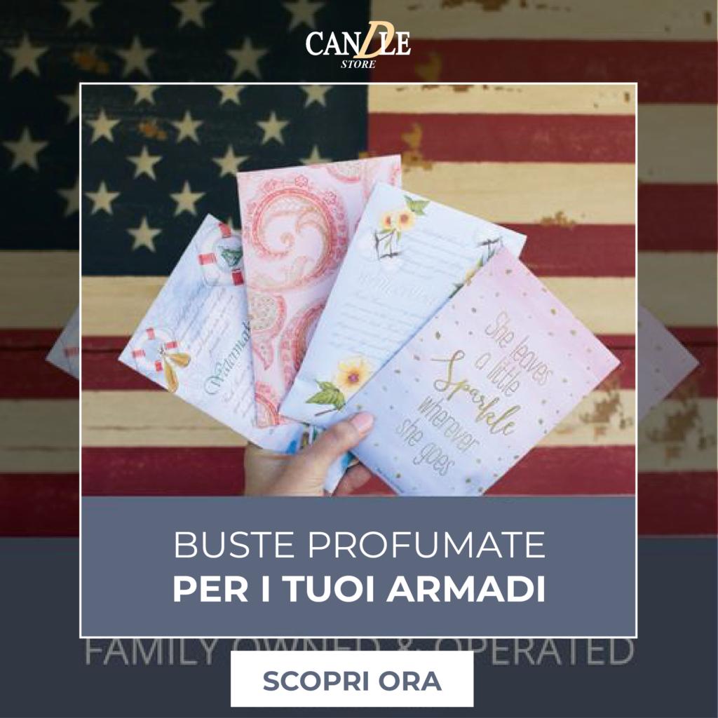 Buste Profumate Per Armadi e Cassetti - Candle Store