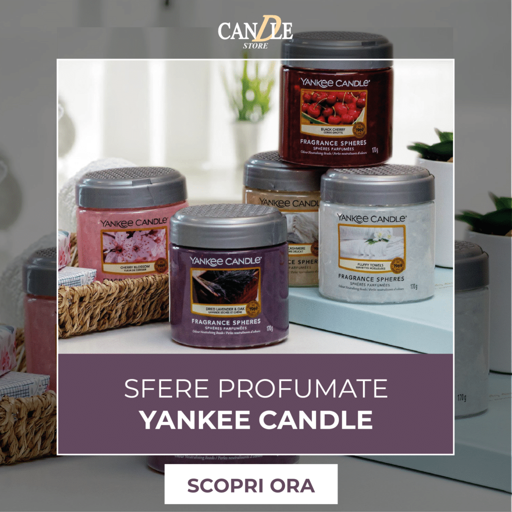 Sfere Profumate Yankee Candle - Candle Store