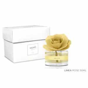 Uva e Fico Muhà - Profumatore Ambiente Rosa 50ml Muhà - Candle Store