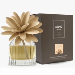 Vaniglia e Ambra Pura Muhà - Profumatore Ambiente Fiore 60ml - Candle Store