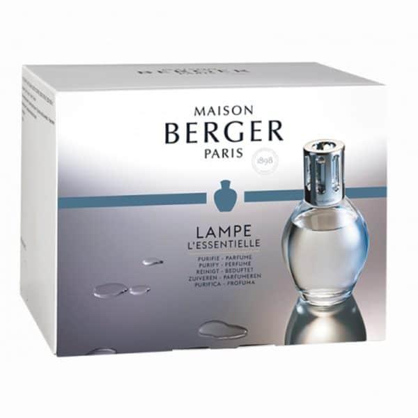 Maison Berger Cofanetto Lampada Essentielle Rotonda + 2 Ricariche di Profumo 250ml - Candle Store