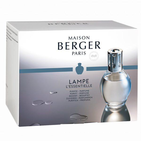 Maison Berger Cofanetto Lampada Essentielle Ovale + 2 Ricariche di Profumo 250ml - Candle Store