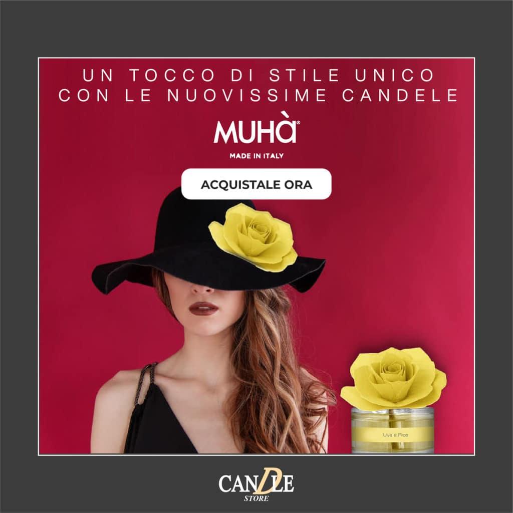 Muhà Profumi - Candle Store