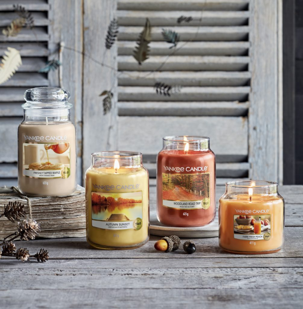 Yankee Candle Woodland Road Trip - Candle Store