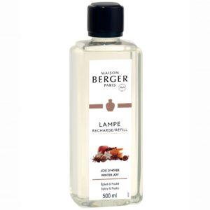 Maison Berger Joie d'Hiver 500ml - Ricarica di Profumo Per Lampada Catalitica - Candle Store